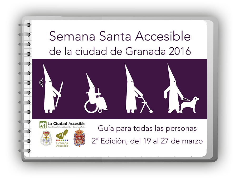 GUÍA Semana Santa ACCESIBLE 2016