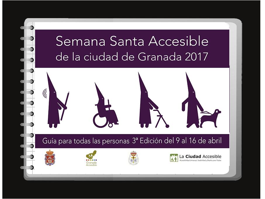 GUÍA Semana Santa ACCESIBLE 2017