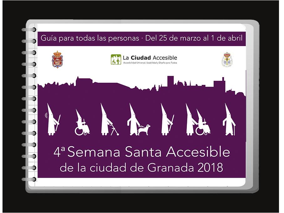 GUÍA Semana Santa ACCESIBLE 2018